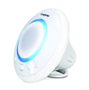 EcoGecko AquaFloat Floating Bluetooth Wireless Waterproof Speaker with Color Changing LED Light
