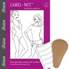 Braza Camel-Not Foam Pad Insert with Clothing Adhesive Tape