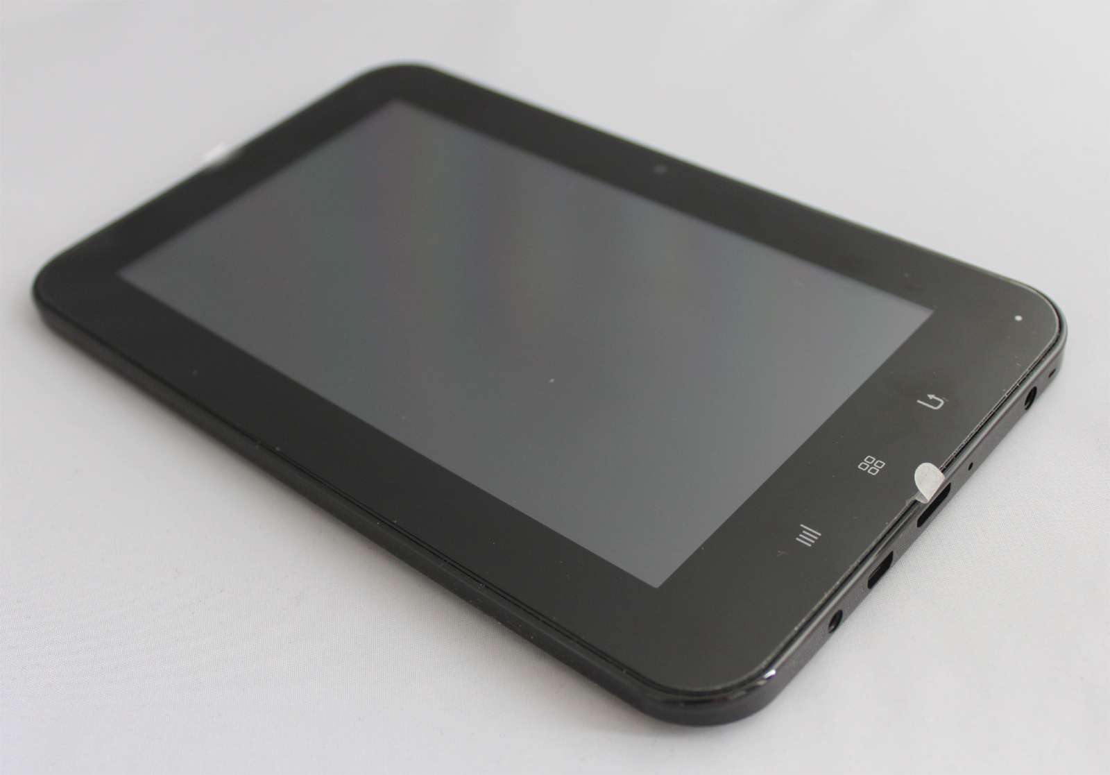 "7"" Super Slim Capacitive Tablet PC with 2MP Front Camera and Google Android 4.0 Operating System"