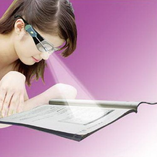 Clip On LED Light for Eye Glasses