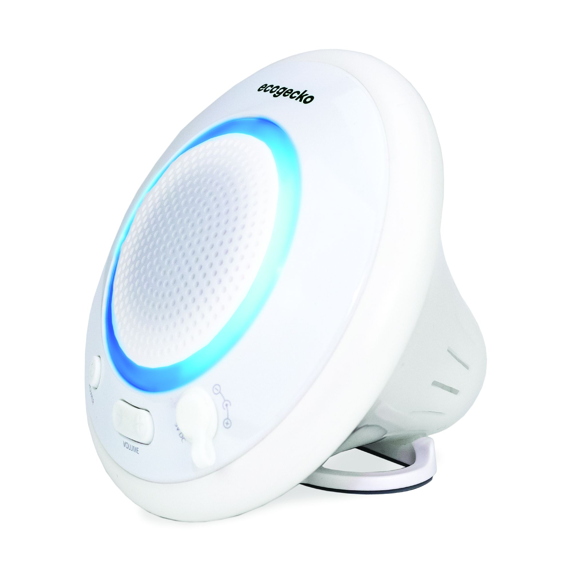 AquaFloat Floating Bluetooth Wireless Waterproof Speaker with Color Changing LED Light