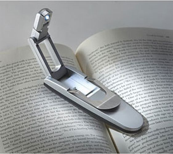 Quantum Imports Push Button Robotic LED Reading Light at Sears.com