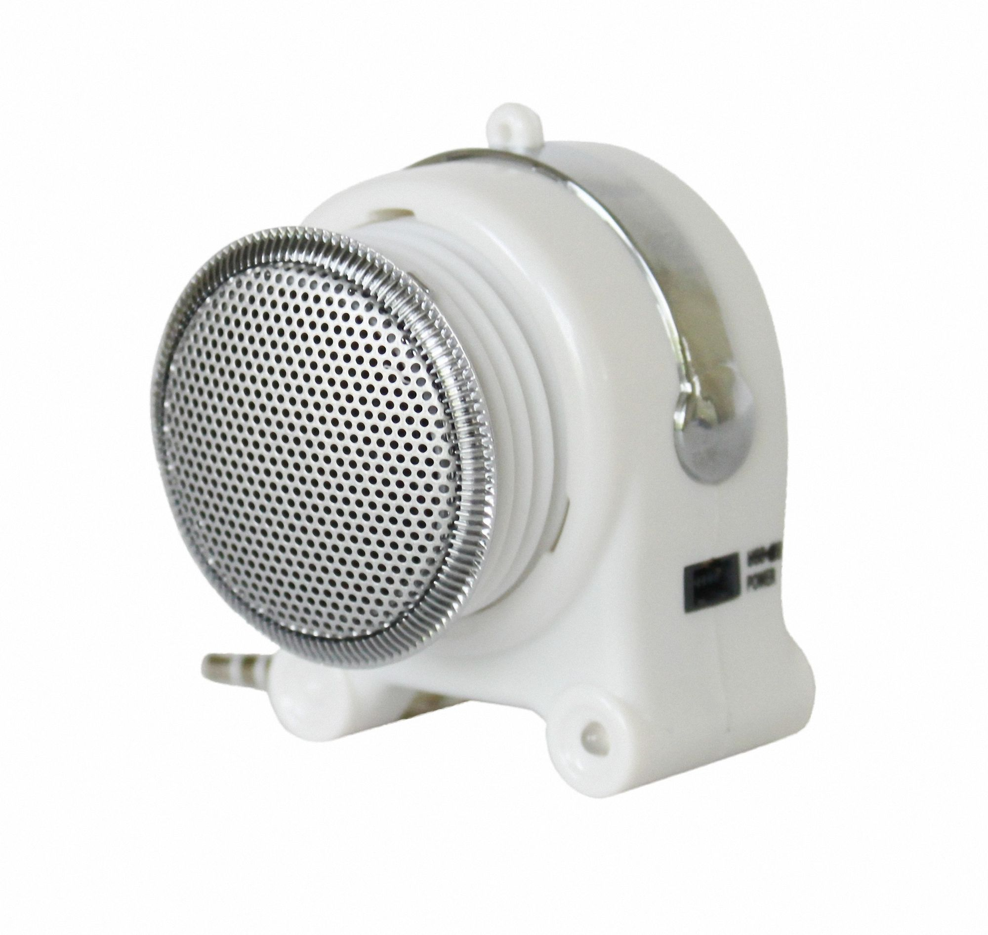 Mini Stereo Speaker With Extended Booster Sound Re-Chargeable Battery