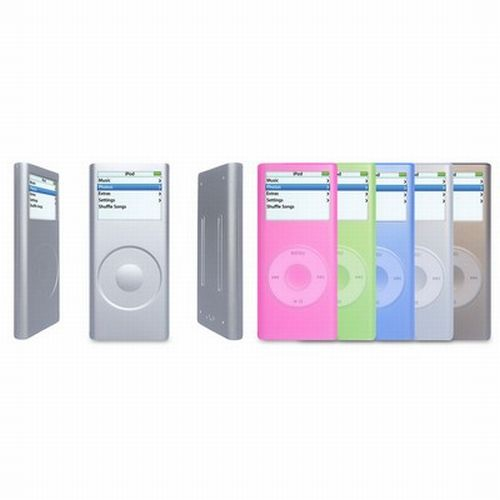 Silicone Skins Protective Case For iPod Nano 2nd Generation